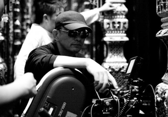Hong Kong director Wong Kar Wai - image source: IndieWire
