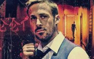 Detail from poster art for ONLY GOD FORGIVES