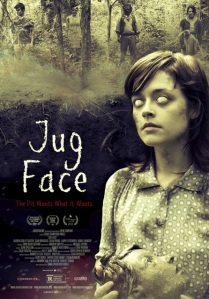 Official theatrical poster for JUG FACE
