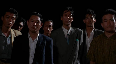 Still from SONATINE