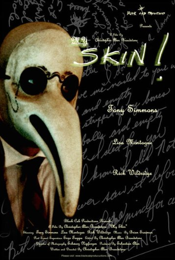 Theatrical Poster for MY SKIN! (2002) -- image source: IMDb