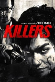 DVD cover for KILLERS (2014)