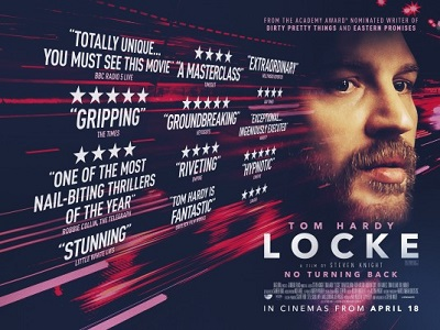 Theatrical poster for LOCKE (2013)