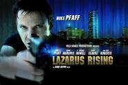 Theatrical Poster for LAZARUS RISING