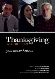 Theatrical Poster by THANKSGIVING Cinematographer Chris Hunter
