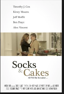 "Theatrical Poster for ""Socks & Cakes"" (2010)"