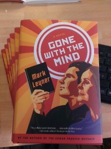 Cover of GONE WITH THE MIND by Mark Leyner