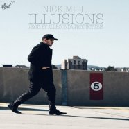 "Poster for ""Nick Miti: Illusions"" - image source: IMDb. Fair Use asserted."