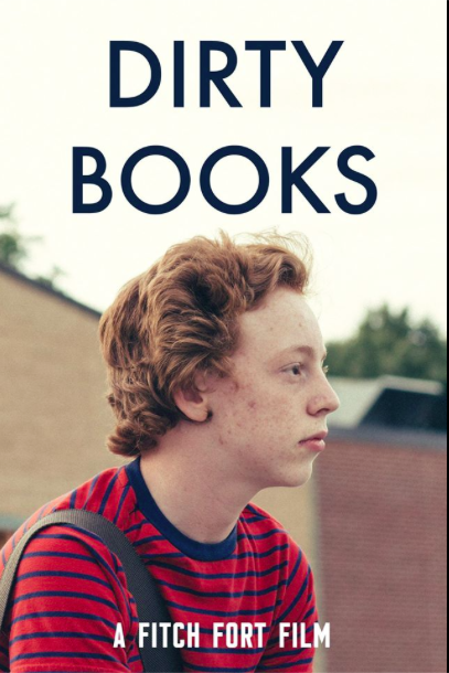 "Poster for ""Dirty Books"" (2016)"