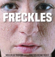 Theatrical poster for FRECKLES (2016)