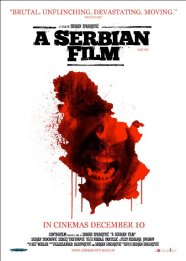 Theatrical poster for A SERBIAN FILM (2010)