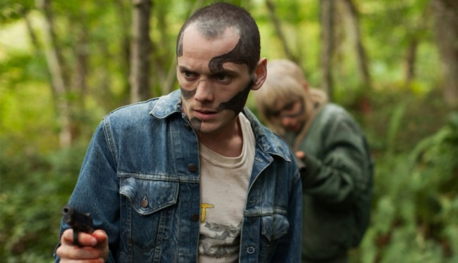 (Yelchin) and (Poots) turn the tables in GREEN ROOM (2015)