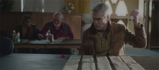 Henry Rollins stars in HE NEVER DIED (2015)