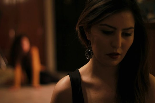 Elif Barut in In a Time for Sleep (2016)