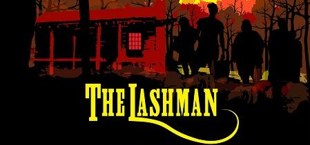 Detail from theatrical poster variant for THE LASHMAN (2014)