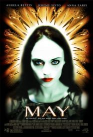 Theatrical poster for MAY (2002) - By Source, Fair use, https://en.wikipedia.org/w/index.php?curid=4875051