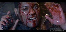 Laurence Fishburne stars in EVENT HORIZON