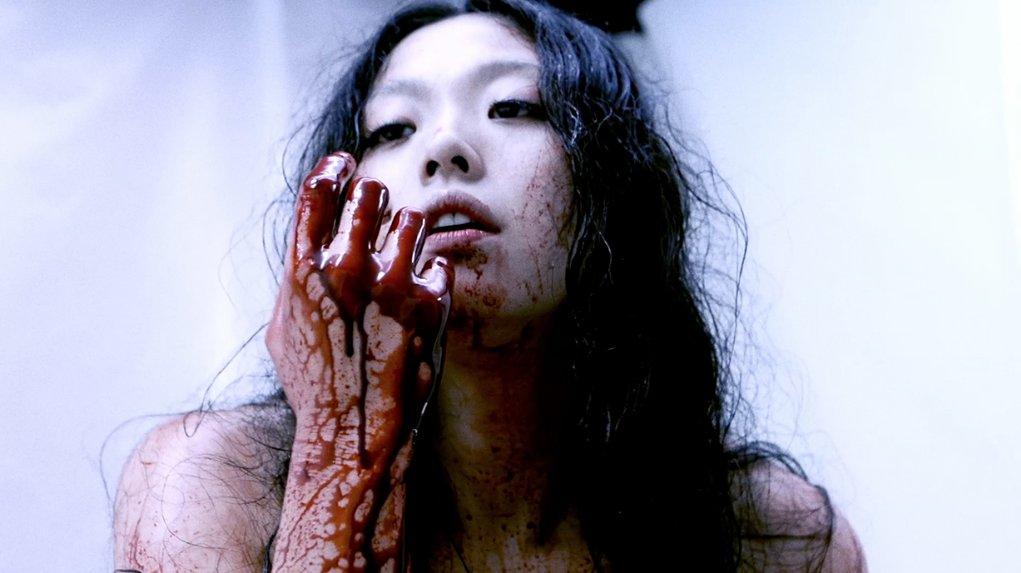 Asami in GUN WOMAN (2014)