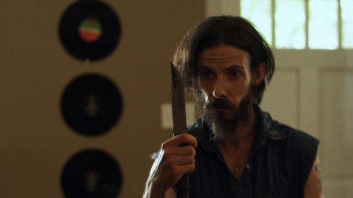 Still from RED WHITE & BLUE (2010)