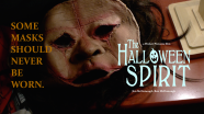 Promo poster for THE HALLOWEEN SPIRIT (2016)
