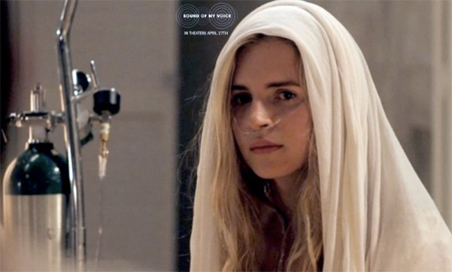 Brit Marling as Maggie in SOUND OF MY VOICE