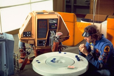 "Publicity still for ""Silent Running"" (1972)"