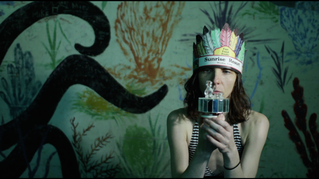 Still from LINDA LETHORN AND THE MUSIC BOX