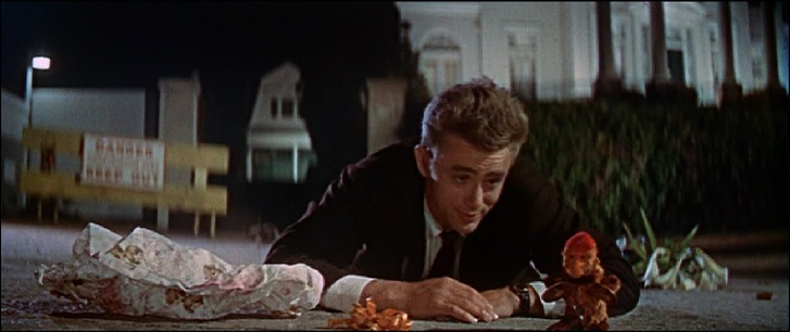 Still from Rebel Without A Cause