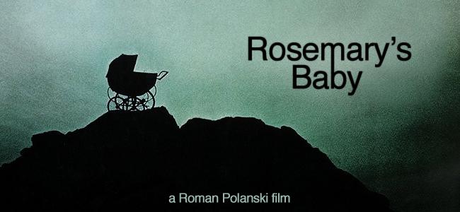 Rosemary's Baby banner
