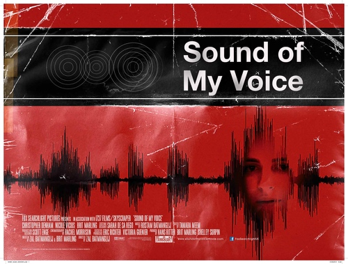 Theatrical poster for SOUND OF MY VOICE (Fair Use asserted)