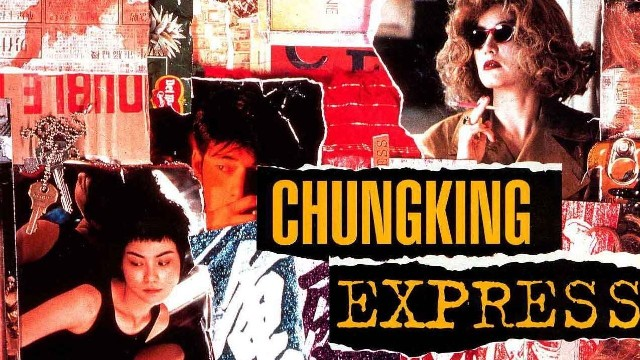Poster for CHUNGKING EXPRESS (1994)