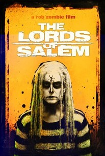 Detail from theatrical release poster for THE LORDS OF SALEM (2012)