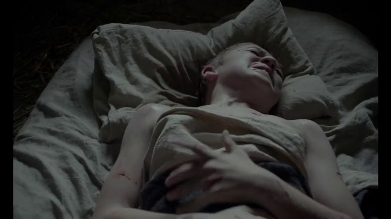 Still from THE WITCH