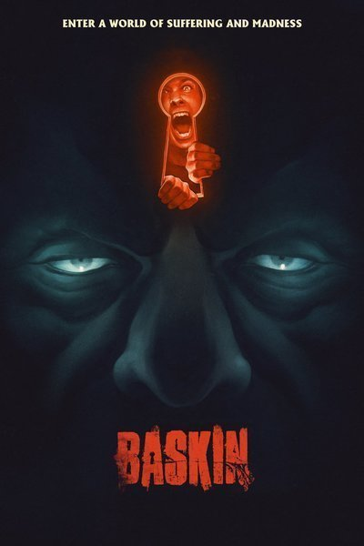 U.S. poster for BASKIN (2015)
