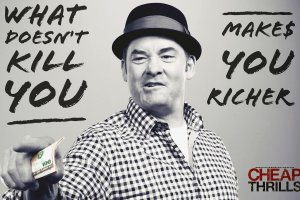David Koechner as Colin in CHEAP THRILLS (2013)