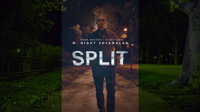 Theatrical Poster for SPLIT (2017)