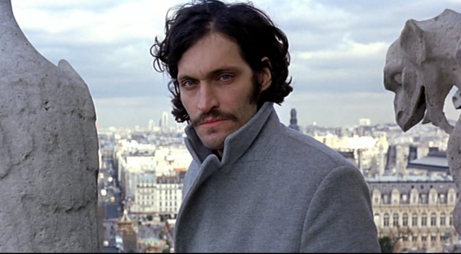 Vincent Gallo as Shane in TROUBLE EVERY DAY (2001)