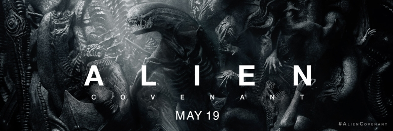 Lobby card for ALIEN: COVENANT (2017)