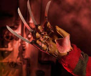 Freddy Krueger's bladed glove