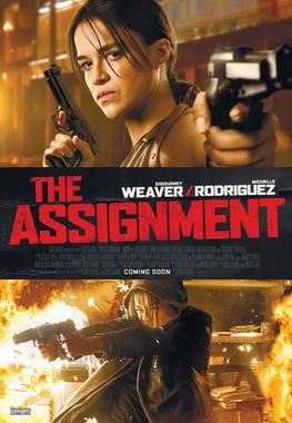 Theatrical Poster for THE ASSIGNMENT (2016)