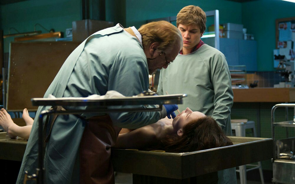 Still from THE AUTOPSY OF JANE DOE (2016)