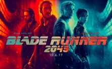 Detail from theatrical poster for BLADE RUNNER 2049 - Fair Use asserted