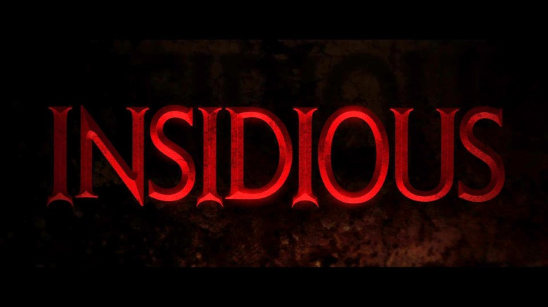 Title screen from INSIDIOUS (2010)