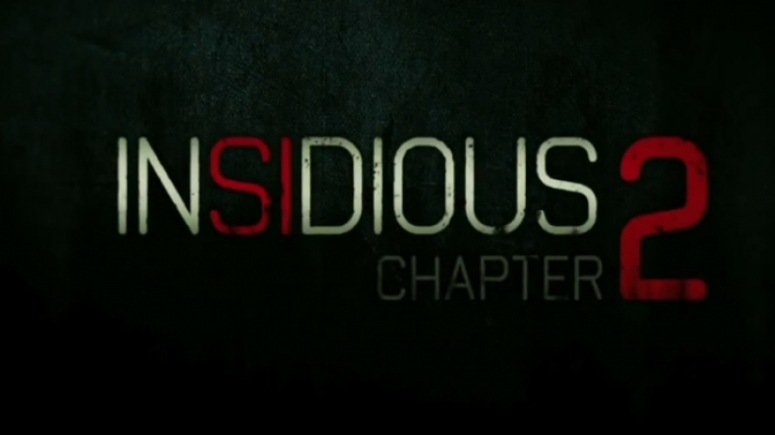 Detail from theatrical poster for INSIDIOUS: Chapter 2