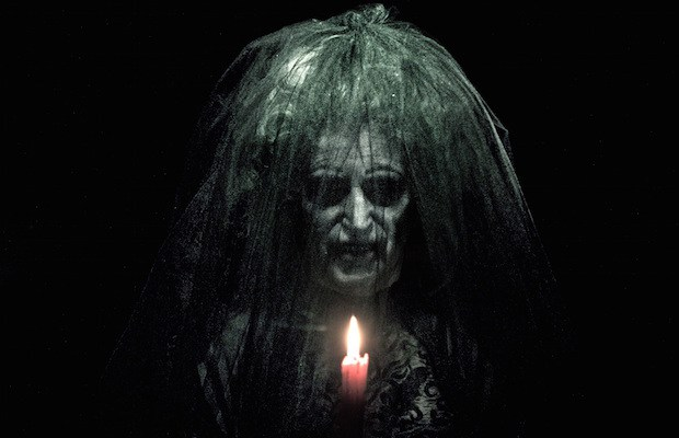 The Bride in Black from the INSIDIOUS series