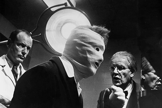 Still from SECONDS (1966)